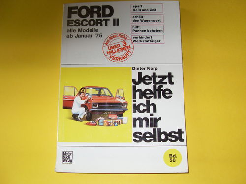 Ford Escort II ab Bj. 01/75